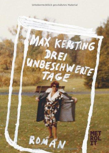 Download Drei Unbeschwerte Tage Max Kersting Pdf Mickmisdowat