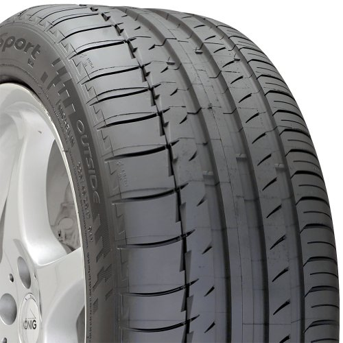 Michelin Pilot Sport PS2 Radial Tire - 255/40R20