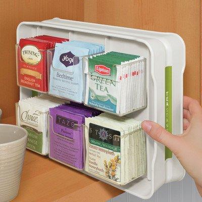 TeaStand 100+ Tea Bag Organizer / ティーパック スタンド 100パック以上 収納