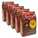 Senseo Kaffeepads Regular / Klassisch, Intensiver & Vollmundiger Geschmack, Kaffee, neues Design, 5er Pack, 5 x 48 Pads, 240 Portionen