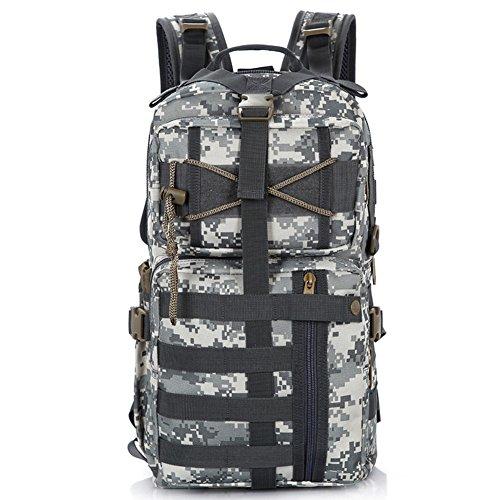 les fans de l'armée sac à bandoulière / sac à dos ordinateur / extérieur tactique sac / multifonction sac camouflage-1 35L