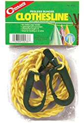 Coghlan's 0433 Adjustable Bungee Clothesline, length 6'