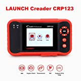 HITSAN [Authorized Distributor Launch CRP123 Update Online Launch X431Creader CRP123 ABS, SRS, Transmission Engine Code Scanner