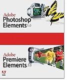 Adobe Photoshop Elements 5 & Premiere Elements 3 Bundle (PC)