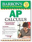 Barron's AP Calculus, 12th Edition