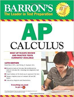 calc ab review book
