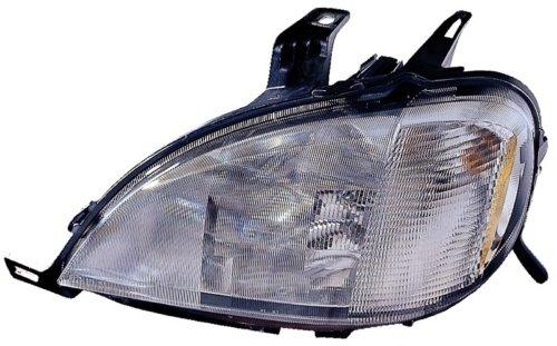 Mercedes ml350 headlight headlight for mercedes ml350 for Mercedes benz ml350 headlight bulb