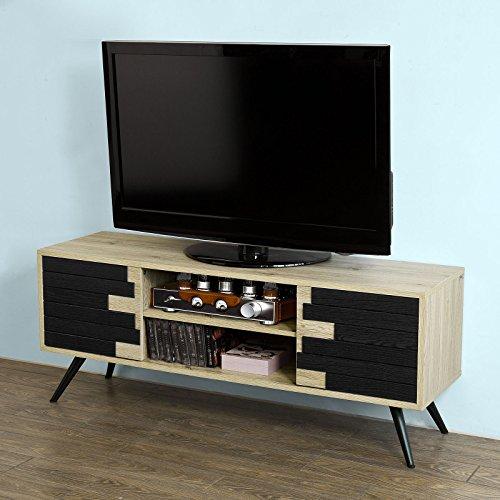 tv tisch nussbaum preisvergleiche erfahrungsberichte. Black Bedroom Furniture Sets. Home Design Ideas