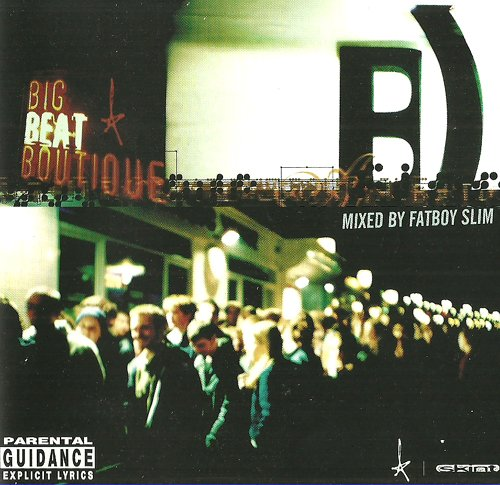 Nonstop Dj Mix (Cd Album Fatboy Slim, 19 Tracks)