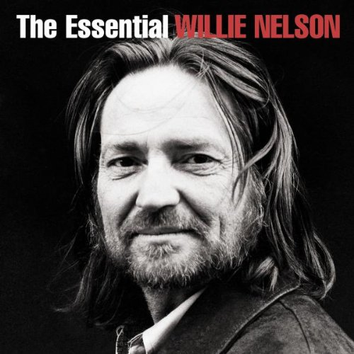 Original album cover of The Essential Willie Nelson by Willie Nelson