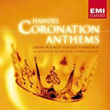 Handel Coronation Anthemsby George Frideric Handel
