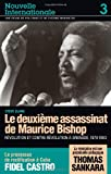 Nouvelle Internationale No. 3: Le deuxième assassinat de Maurice Bishop  (French Edition) (0873486463) by Steve Clark