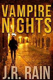 Vampire Nights: A Samantha Moon Story (Vampire for Hire)
