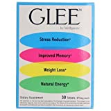 Glee Weight Loss, Stress Reduction 875mg 30 tablets by Wellgenix