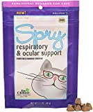 In Clover, Spry Feline Lysine Respiratory and Ocular Health Soft Chews for Cats 2.1 Oz. Bag (2 oz)