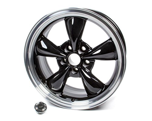 American Racing Wheels Black 5x4.50 17x8