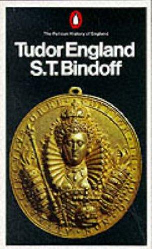 Image for Tudor England (Hist of England, Penguin)
