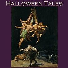 Halloween Tales (       UNABRIDGED) by E. F. Benson, W. W. Jacobs, A. J. Alan, Edgar Allan Poe, Bram Stoker, Arthur Conan-Doyle, O. Henry Narrated by Cathy Dobson