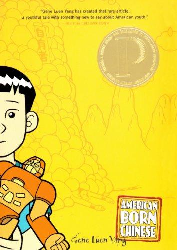 American Born Chinese (Turtleback School & Library Binding Edition)