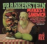 Frankenstein Makes A Sandwich (Turtleback School & Library Binding Edition)