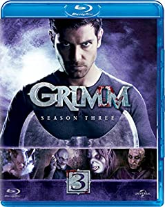 Grimm - Season 3 [Blu-ray] [Region Free]