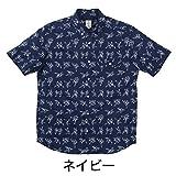 (マジュン) MAJUN メンズ かりゆしウェア(沖縄版アロハシャツ) 琉球唐手