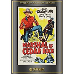 Marshal of Cedar Rock (1953)