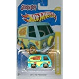 Hot Wheels 2012-038 HW Premiere The Mystery Machine Scooby-Doo 1:64 Scale