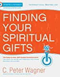 img - for Finding Your Spiritual Gifts: The Easy to Use, Self-Guided Questionnaire book / textbook / text book