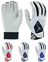 Nike GB0319 Jordan Team 2011 Adult Batting Gloves (Call 1-800-327-0074 to order)