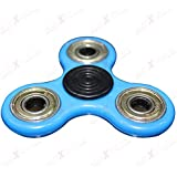 AllExtreme High Speed Fidget Spinner With ABS Alloy Frame, Blue
