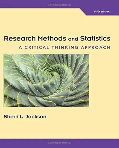 critical thinking research methods Could the research you read be fundamentally flawed could critical defects in  methodology slip by you undetected to become informed consumers of.