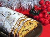 """【クリスマス限定販売】ドイツ伝統のクリスマスケーキ""""シュトレン""""(小)【シュトーレン】"""