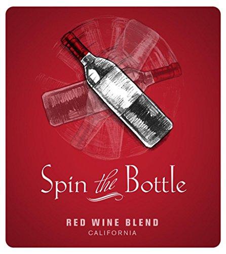 2011 Spin The Bottle California Red Blend 750 Ml
