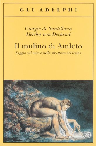 Download english books for free Il mulino di Amleto. Saggio sul mito e sulla struttura del tempo   in English DJVU MOBI