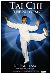 Tai Chi - The 24 Forms DVD