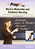 PrepU for Ricci & Kyles Maternity and Pediatric Nursing