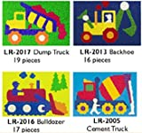 Smethport Specialty Company- Lauri Lr-2975 Puzzle Construction 4-Pk
