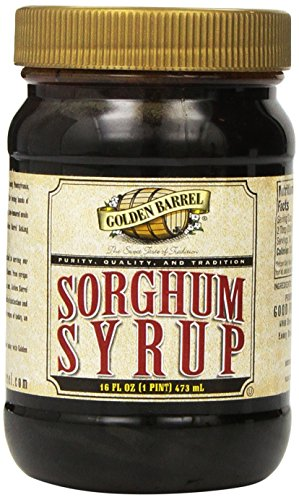 Make Sweetened Collard Greens with Golden Barrrel Sorghum Syrup Wide Mouth Jar