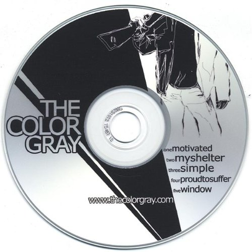 Color Gray Ep
