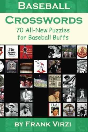 Baseball Crosswords: 70 All-New Puzzles for Baseball Buffs PDF