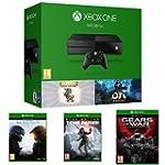 Xbox One with Ori, Rare Replay, Halo...