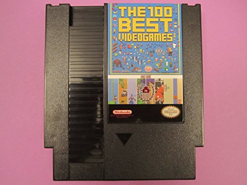 The 100 Best Nintendo NES Games - Super Games 150 in 1 + 30 in 1 Carts Combined (Gradius 3 compare prices)