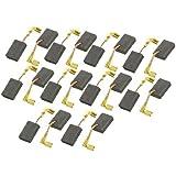 Alcoa Prime 20 Pcs Electric Drill Motor Carbon Brushes 5/8x 7/16x 3/16