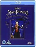 Mary Poppins 50th Anniversary Edition [Blu-ray] [Region Free]