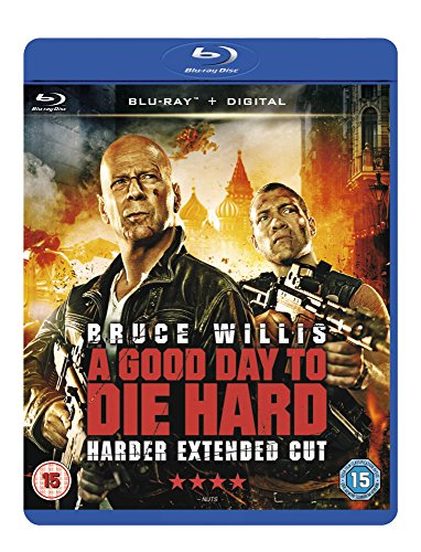 A Good Day To Die Hard (blu-ray + Uv Copy) Blu-ray