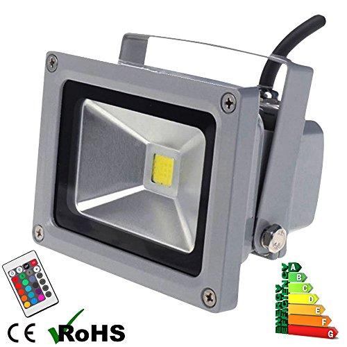 LED Floodlight PIR Sensor Motion 30w 50w Eco Floodlight