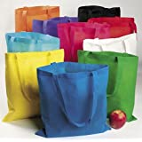 Nonwoven Polyester Tote Bag Assortment ( 50 pc )