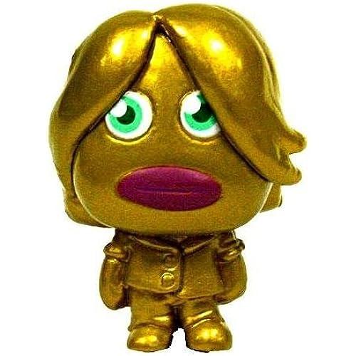 Moshi Monsters Moshlings 1.5 Inch Series 3 Mini Figure #M06 GOLD Geeky Groanas 장난감 [병행수입품]