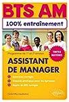 BTS Assistant de Manager 100% Entra�n...